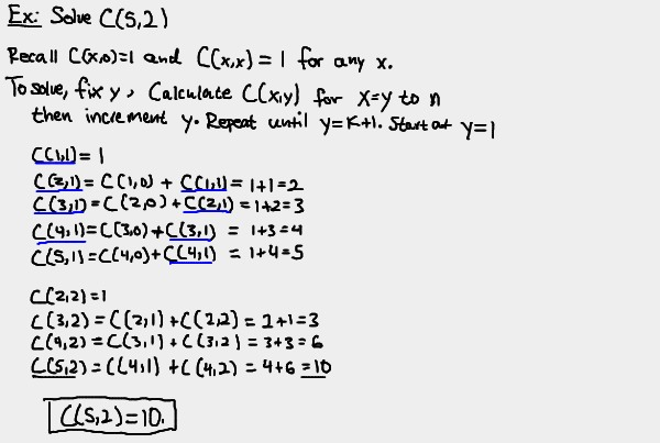 Notes On Dynamic Programming Part 1 Joequery